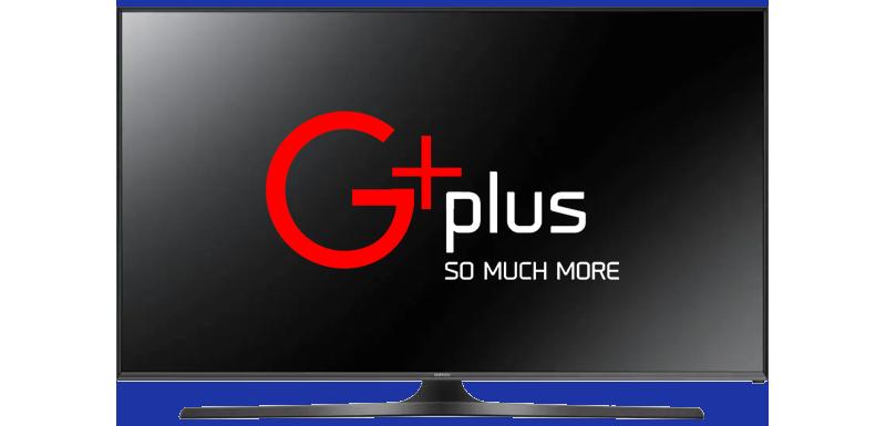 تعمیر تلویزیون G PLUS در تهران