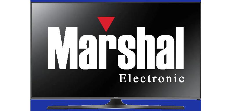 تعمیر تلویزیون marshal در تهران