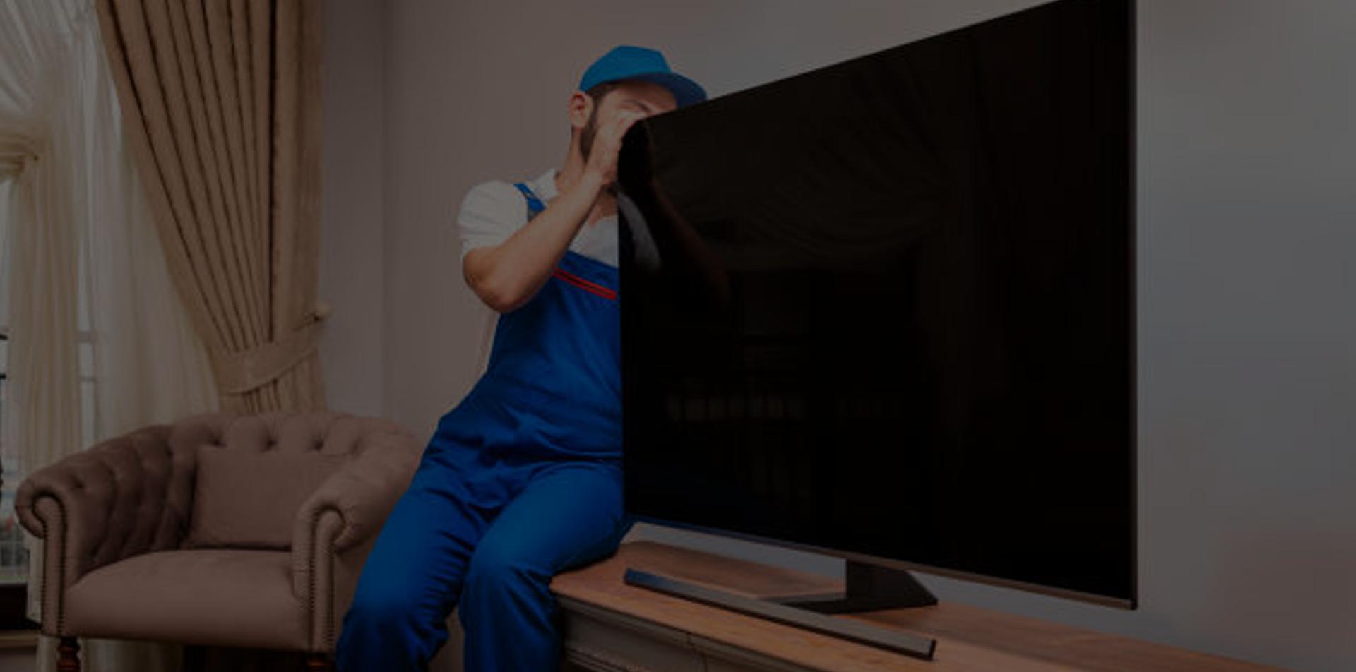 تعمیر تلویزیون سامسونگ ال سی دی در محل