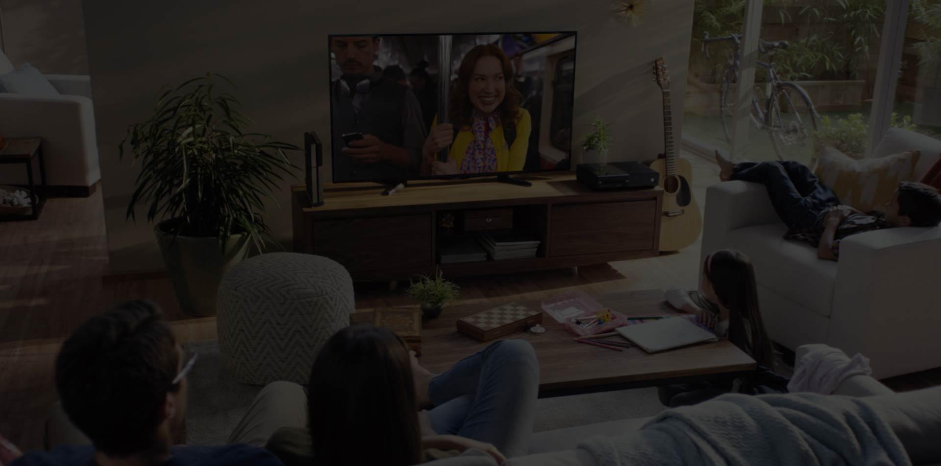 تعمیر کنترل هوشمند تلویزیون دوو در منزل