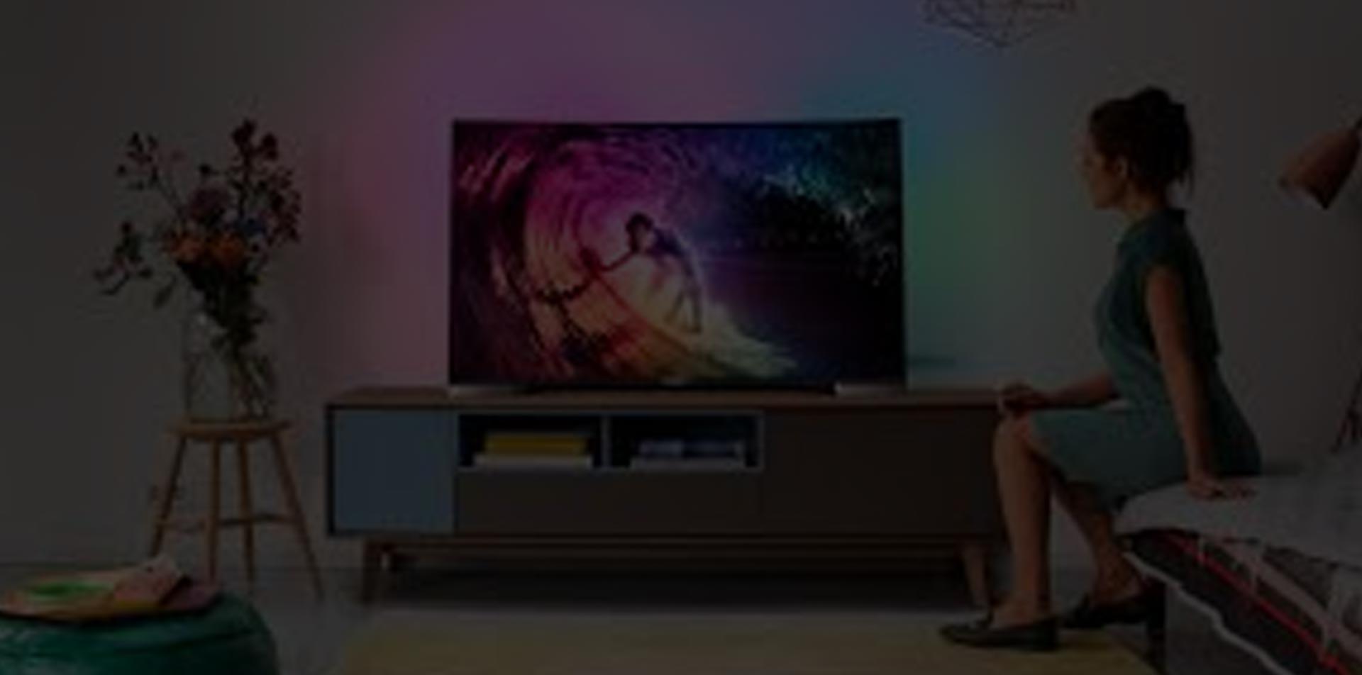 هزینه تعویض پنل تلویزیون جی وی سی