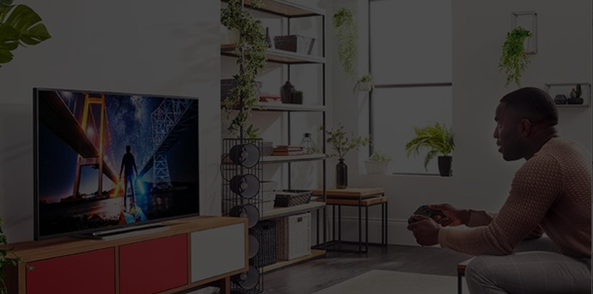 تعمیر کنترل جادویی تلویزیون ال جی در منزل