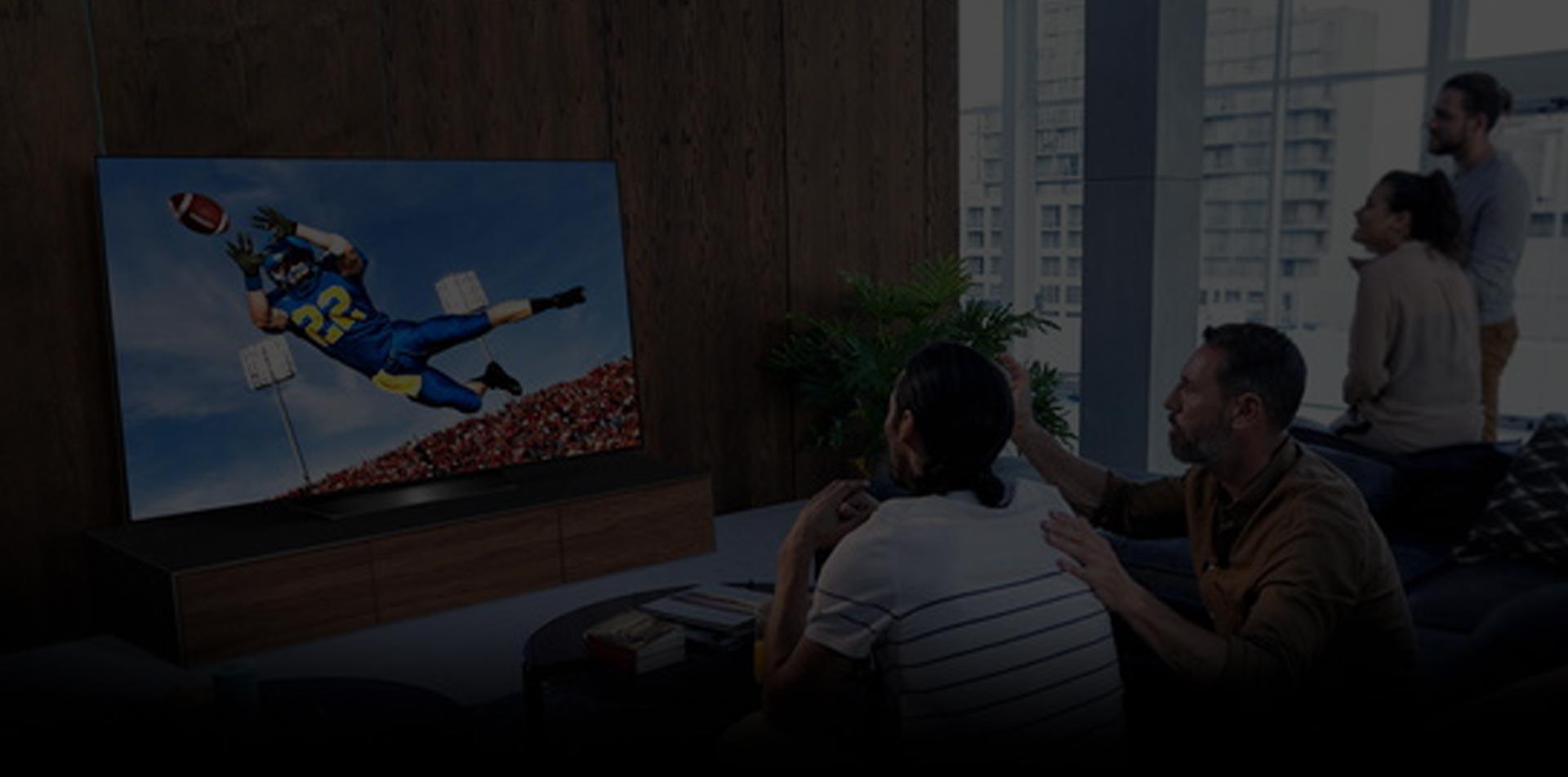 تعمیر تلویزیون ال سی دی پاناسونیک در منزل