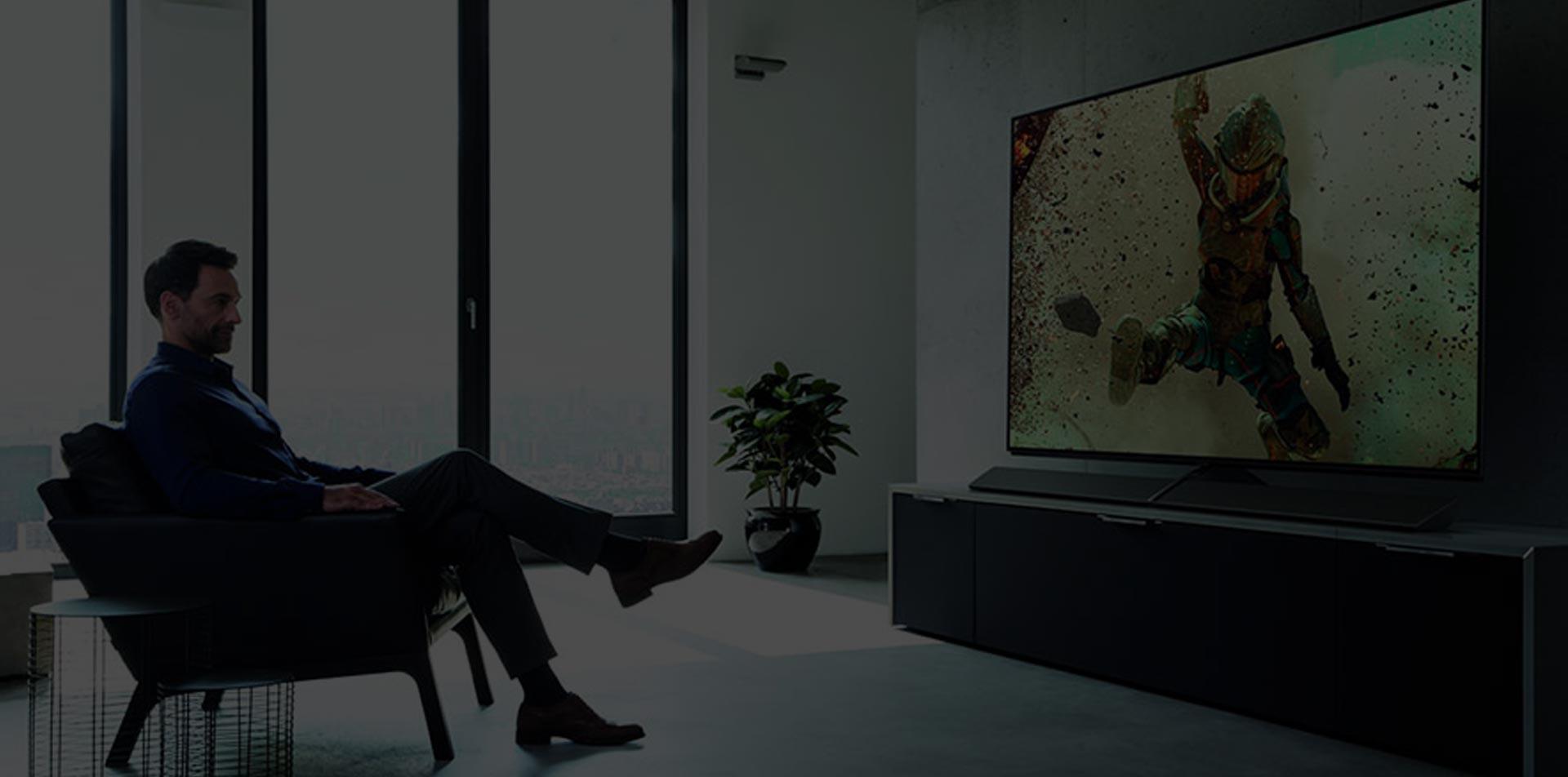 تعمیر صفحه نمایش تلویزیون سونی