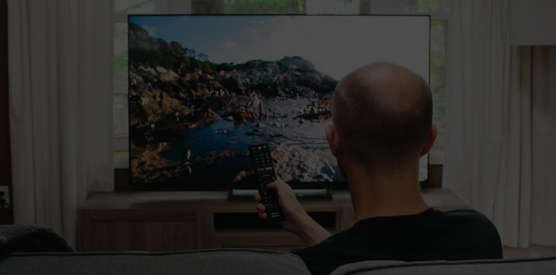 تعمیر تلویزیون سونی ال سی دی در منزل