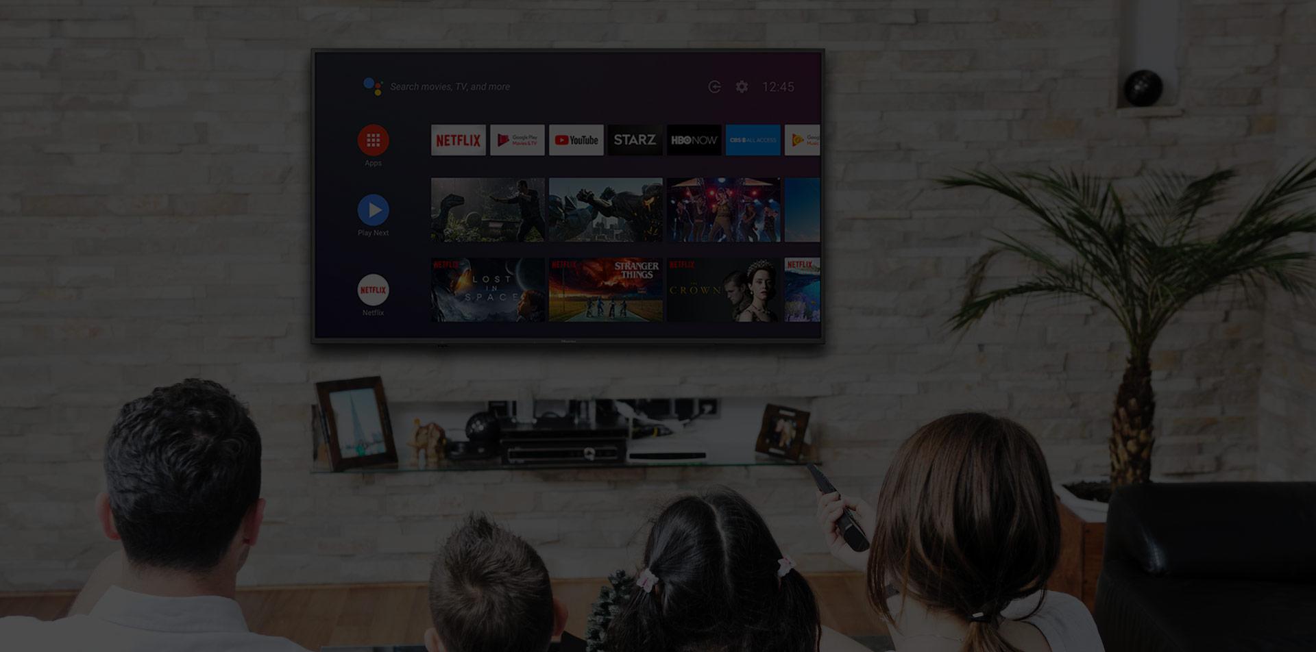 مشکلات رایج تلویزیون Hisense