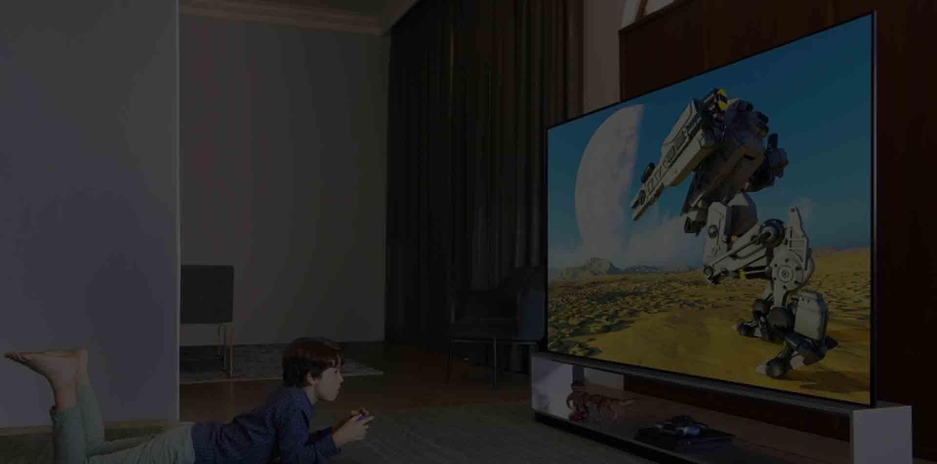 سرویس تلویزیون شیائومی در منزل